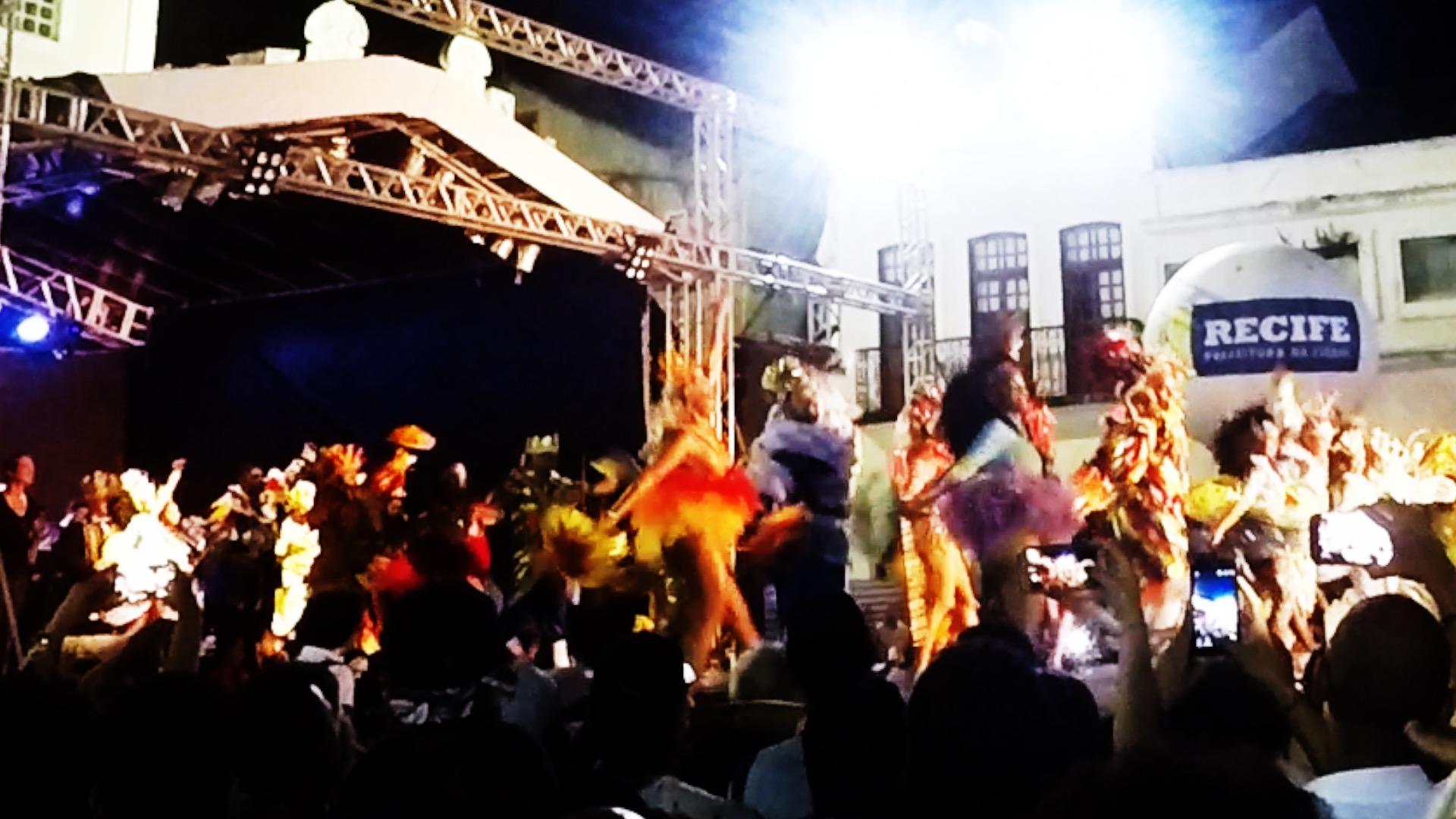 Concurso de Rei Momo e Rainha do Carnaval 2018 – Recife