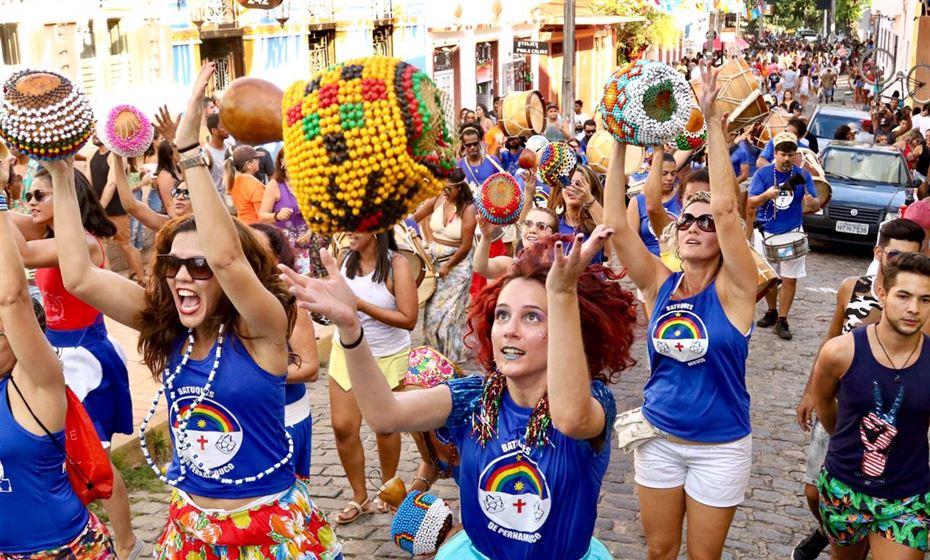 Prévias do Carnaval – Olinda