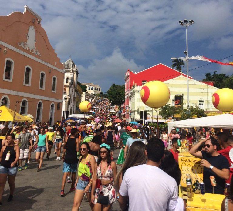 Carnival in Olinda